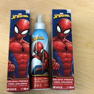 Spiderman body spray for boys 200 ml ( 2 pack)